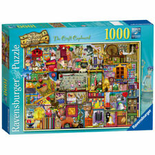 Ravensburger The Craft Cupboard Jigsaw Puzzle - 1000 Pieces (19412)