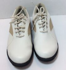 FOOTJOY GreenJoys Women's Golf Shoes Size 6.5 Medium 48392 EXCELLENT CONDITION
