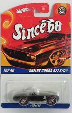 Hot Wheels 1:64 40th Anniversary Since 68 - Shelby Cobra 427 SC Brand new
