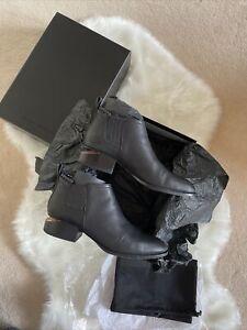Alexander Wang Kori Chealsea Boots Rose Gold 39 RRP$760