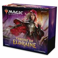 MTG Magic The Gathering Throne of Eldraine Bundle bundle English version