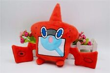 Tomy 2017 New Edition Pokemon Rotom Dex Pokédex Plush Doll Toy Gift