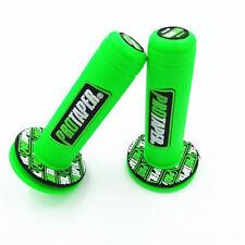 Puños Manillar Moto Grips Protaper Universal 22mm Motocross color Verde