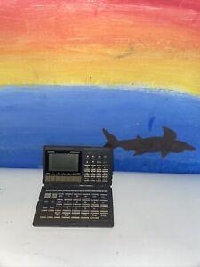 Vintage Casio graphics Financial Consultant Calculator FC 1000 japan