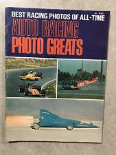 Auto Racing Photo Greats 1970