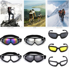 Outdoor Sports Eyewear Riding Glasses Motorcycle Sunglasses Anti-Wind Goggles