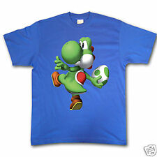 Yoshi FAB para hombre Camiseta!!! Nintendo Sonic Mario Bros