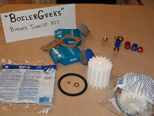 OIL BURNER TUNE-UP KIT (1 of each---Nozzle / Fuel Oil Filter / Strainer Screen)