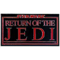 Star Wars  - Return Of The Jedi Belt Buckle