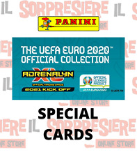 PANINI ADRENALYN XL EURO 2020 - 2021 KICK OFF - SPECIAL CARDS A SCELTA