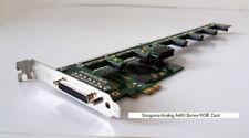 Sangoma A40007E 14 FXO analog card - PCIe