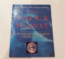 The Third Planet, by Sally Ride & Tam O'Shaughnessy-2004 Signed 2nd Ed. Book
