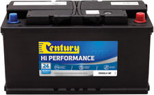 CENTURY DIN85LHMF HIGH PERFORMANCE BATTERY FOR EUROPEAN AND IMPORT VEH SUIT NUME