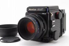【MINT+++】Mamiya RZ67 Pro II Medium Format Camera w/110mm F2.8 W from Japan #636
