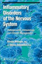 Inflammatory Disorders of the Nervous System: Pathogenesis,-ExLibrary
