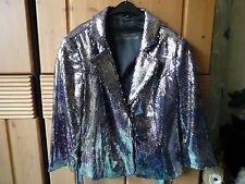 Damenjacke Pailettenjacke Jacke Sarah Kern Limited Edition Gr.38