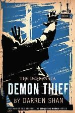 Demon Thief (The Demonata Series, Book 2)-ExLibrary