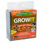 Hydrofarm GROW!T JSCC2 Organic Coco Coir Tropical Planting Mulch Chips, 2 Cu Ft <br/> FREE 1-3 DAY DELIVERY WITH HASSLE-FREE, 30-DAY RETURNS!