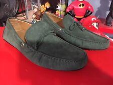 Zara Man Us 10 Eu 44 medium Suede leather casual tassels moccasins Excellent