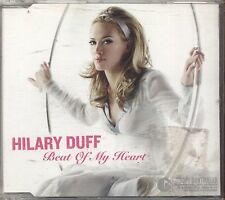 HILARY DUFF - Beat of my heart - CDs SINGLE 2006 USATO OTTIME CONDIZIONI