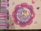 Vintage Care Bears Pillowcase Two Sided Design