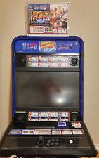 CAPCOM HYPER Street Fighter II 2 Arcade Art set for Taito Vewlix Jamma CPS2