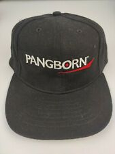 Pangborn Equipment Manufacturing Snapback Hat Cap Made In Usa