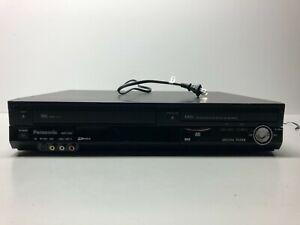 Panasonic DMR-EZ48V DVD Recorder VHS player