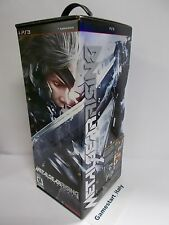 METAL GEAR RISING REVENGEANCE COLLECTOR'S EDITION PLASMA LAMP - SONY PS3 - NEW