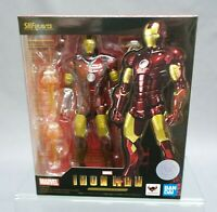 S.H. Figuarts Iron Man Mark 3 BANDAI SPIRITS Japan New