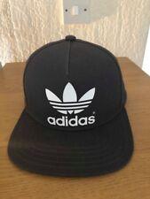 Adidas Trefoil Grey Snapback Cap