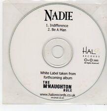 (FF512) Nadie, Indifference / Be A Man - 2005 DJ CD