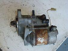 Starter Kubota V1505 Engine 98-9705 Toro 6500D 6700D 5400D 5500D Jacobsen LF3800