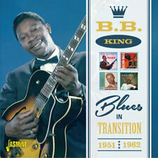 B.B. King : Blues in Transition: 1951-1962 CD 2 discs (2015) ***NEW***