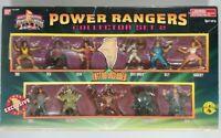 Vintage 1994 Mighty Morphin POWER RANGERS Collector Set 2 Rare OPEN BOX