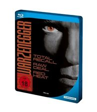 Arnold Schwarzenegger Steel Edition Blu Ray Video
