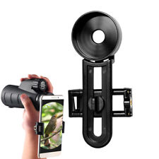 Camera Stand Mount Holder Clip Bracket Telescope Adapter For Cell Phone Camera