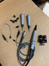 Hewlett Packard Probe 100038 600 V Atten 10X 10 meg 10pf