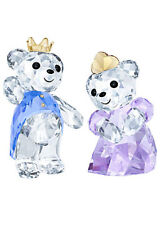 Swarovski Kris Bear Prince & Princess # 5301569 New 2018 and