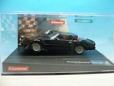 Carrera 27590 Evoulution Pontiac Firebird Trans Am 77 mint from factory