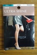 Marks and Spencer 15 Denier appearance Ultra Shine Tights S Illusion