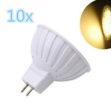 10x 9W GU10 110V Warm White LED SMD Spotlight High Power Home Light Bulbs Lamp