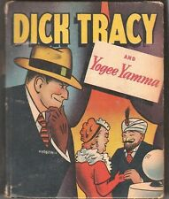 1946 BETTER LITTLE BOOK #1412 DICK TRACY AND YOGEE YAMMA CHESTER GOULD WHITMAN