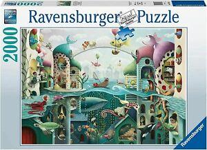 Ravensburger - If Fish Could Walk 2000pc Jigsaw Puzzle