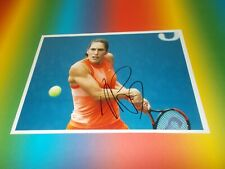 Andrea Petkovic  Tennis sexy signiert signed Autogramm auf 20x28 Foto in person