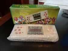 U.S. Games FOOTBALL vintage electronic handheld game NEW RARE mattel or coleco