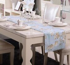 New 100%25 cotton Sateen Dining Kitchen Table Runner Home Wedding Decor 190x31cm
