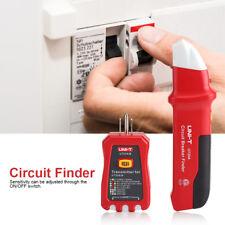 Pro Circuit Breaker Finder + Plug Socket Switch Tester Test Diagnostic Tool Kit