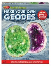 Make your Own Geodes World Of Science 2 Crystals Growing Kit Crystals Learning