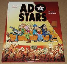 Bercovici - Ado Stars 1 - Dupuis
